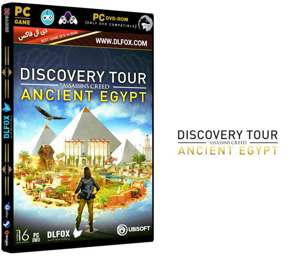 دانلود نسخه فشرده بازی Discovery Tour By Assassins Creed : Ancient Egypt برای PC