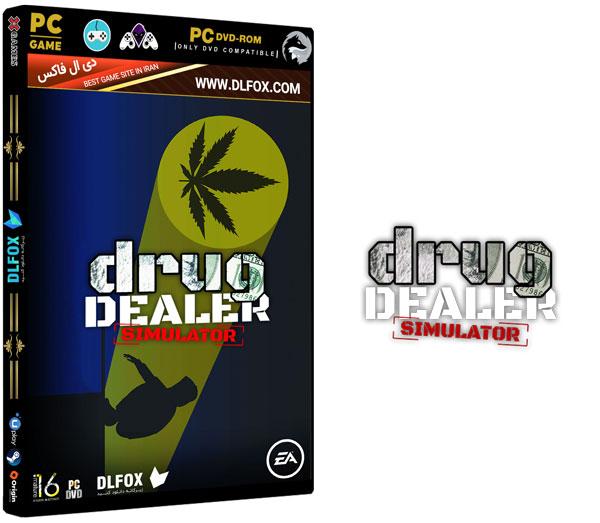 دانلود نسخه فشرده بازی Drug Dealer Simulator برای PC