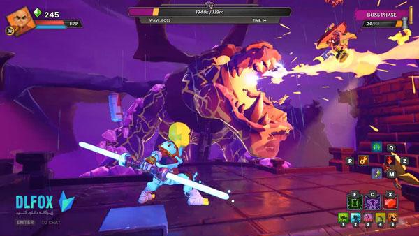 دانلود نسخه فشرده بازی Dungeon Defenders: Awakened برای PC