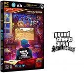 دانلود نسخه فشرده بازی G-T-A San Andreas برای PC