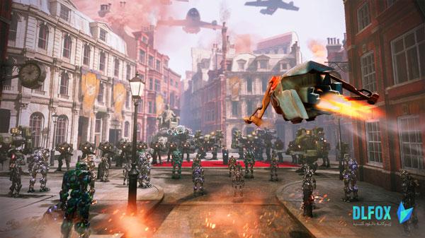 دانلود نسخه فشرده بازی Gene Rain برای PC