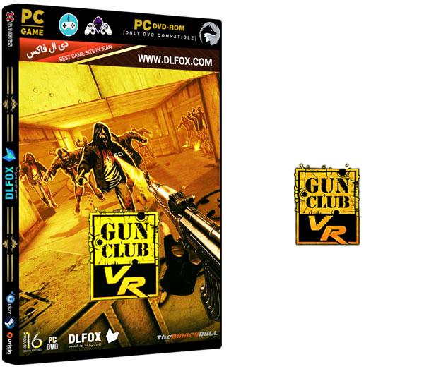 دانلود نسخه فشرده بازی Gun Club VR برای PC