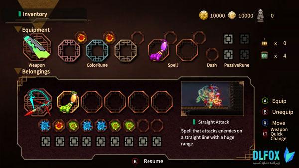 دانلود نسخه فشرده بازی Karma Knight برای PC