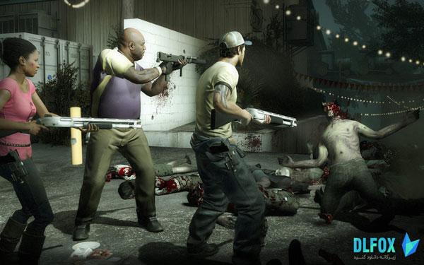 دانلود نسخه فشرده بازی Left 4 Dead 2 برای PC
