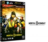 دانلود نسخه فشرده DODI بازی MK11 – Premium Edition برای PC