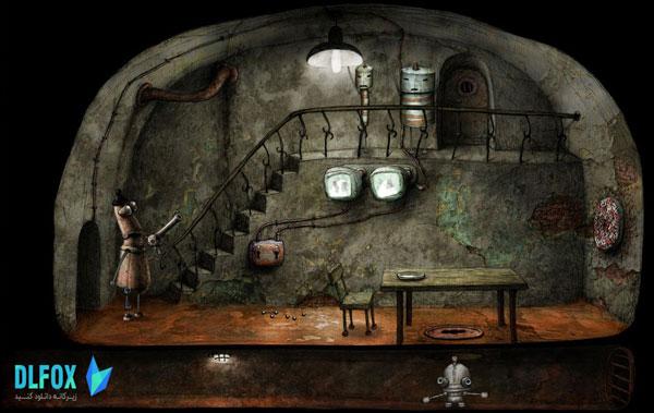 دانلود نسخه فشرده بازی Machinarium برای PC
