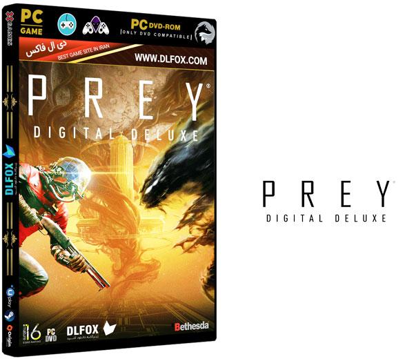 دانلود نسخه فوق فشرده FitGirl بازی Prey: Digital Deluxe Edition برای PC