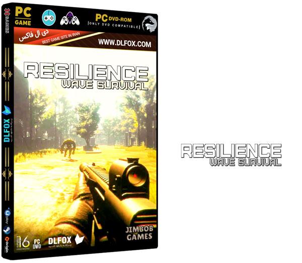 دانلود نسخه فشرده بازی Resilience Wave Survival برای PC