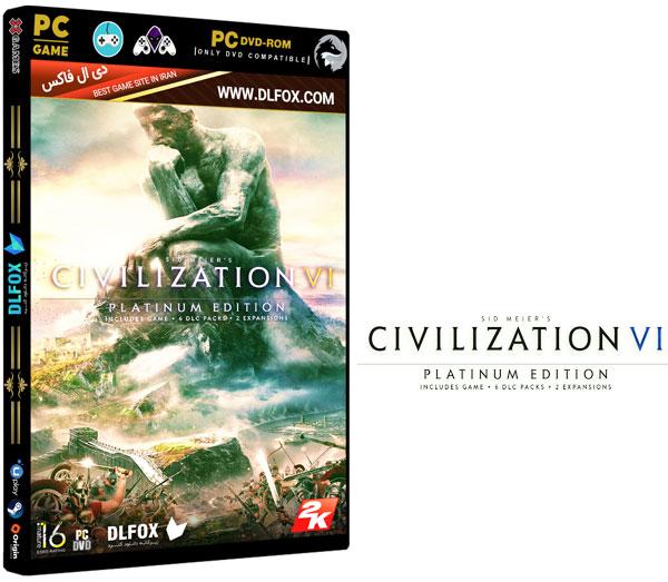 دانلود نسخه فشرده بازی Sid Meiers Civilization VI برای PC