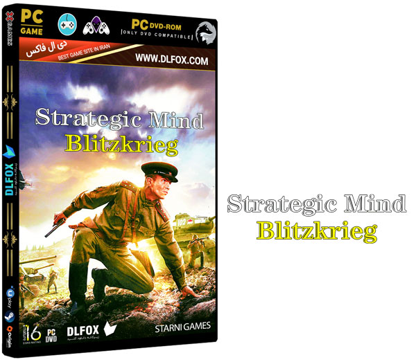 دانلود نسخه فشرده FitGirl بازی Strategic Mind: Blitzkrieg برای PC