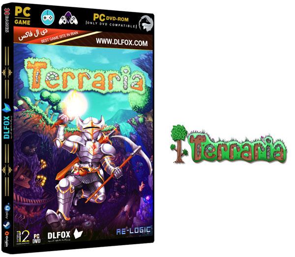 دانلود نسخه فشرده بازی Terraria برای PC