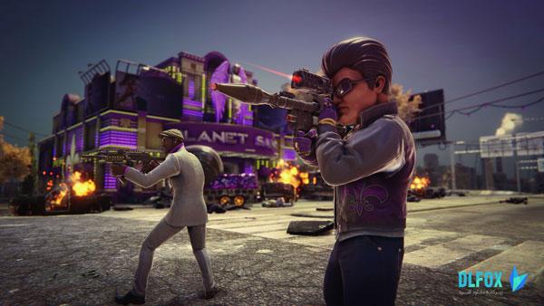 دانلود نسخه فشرده بازی Saints Row: The Third Remastered برای PC