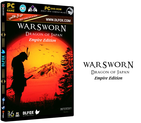 دانلود نسخه فشرده بازی Warsworn Dragon of Japan Empire Edition برای PC