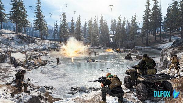 دانلود نسخه فشرده بازی Call of Duty Warzone برای PC