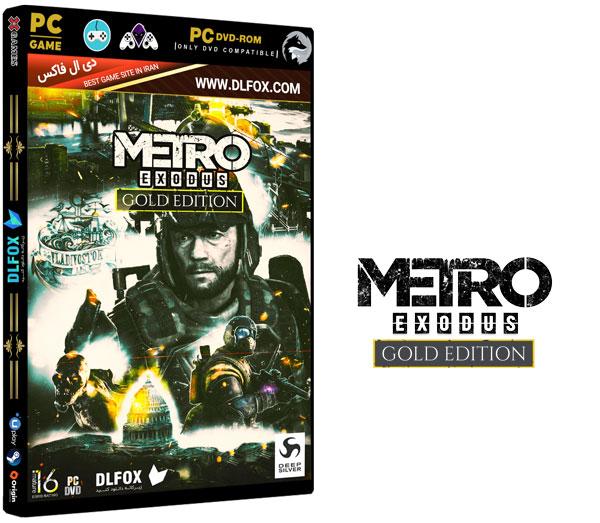 دانلود نسخه فوق فشرده FitGirl بازی Metro Exodus Gold Edition برای PC