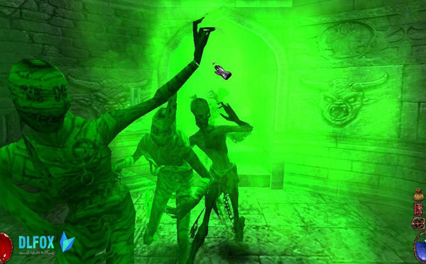 دانلود نسخه فشرده بازی Arx Fatalis برای PC