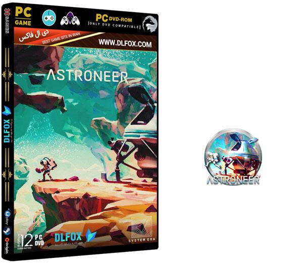 دانلود نسخه فشرده بازی ASTRONEER برای PC