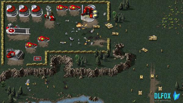 دانلود نسخه فشرده بازی COMMAND & CONQUER: REMASTERED COLLECTION برای PC