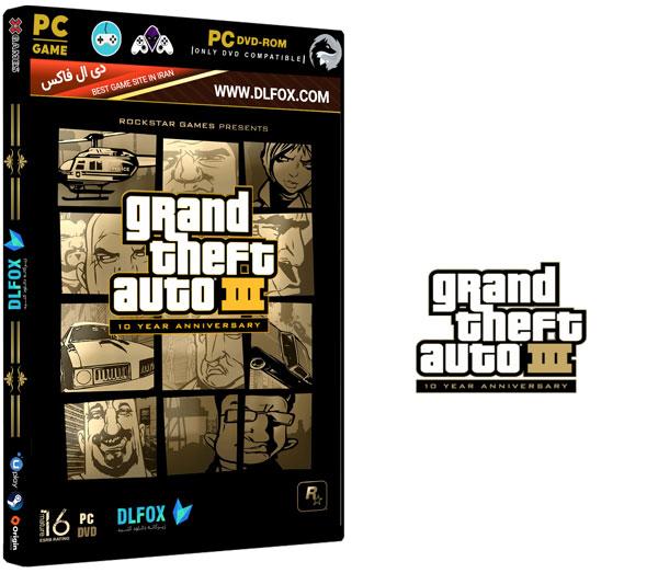 دانلود نسخه فشرده بازی Grand TA III – ۱۰ Year Anniversary HD Edition برای PC