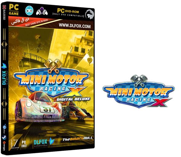 دانلود نسخه فشرده بازی Mini Motor Racing X برای PC