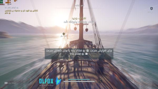 دانلود زیرنویس فارسی بازی ASSASSINS CREED ODYSSEY برای PC