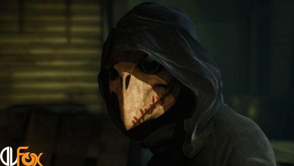 دانلود نسخه فشرده بازی THE QUIET MAN برای PC
