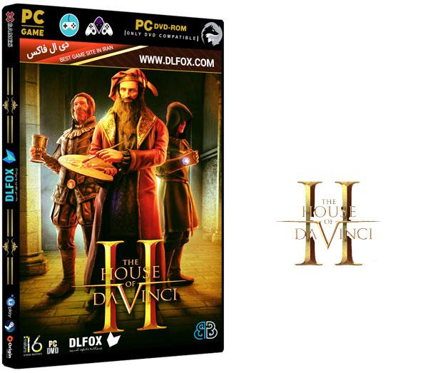 دانلود نسخه فشرده بازی The House of Da Vinci 2 برای PC