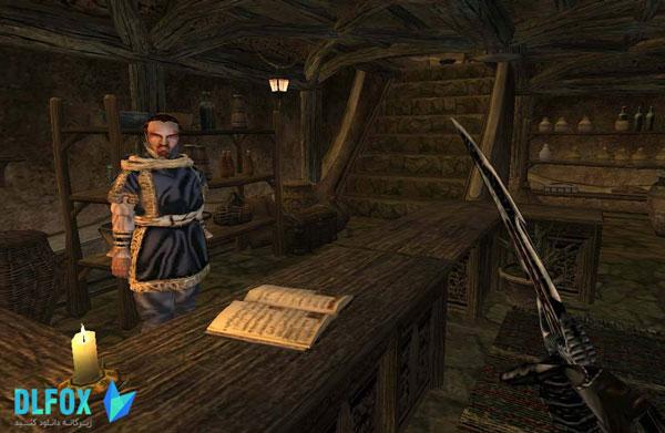 دانلود نسخه فشرده بازی The Elder Scrolls III: Morrowind برای PC