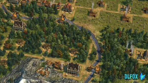دانلود نسخه فشرده بازی Anno History Collection برای PC