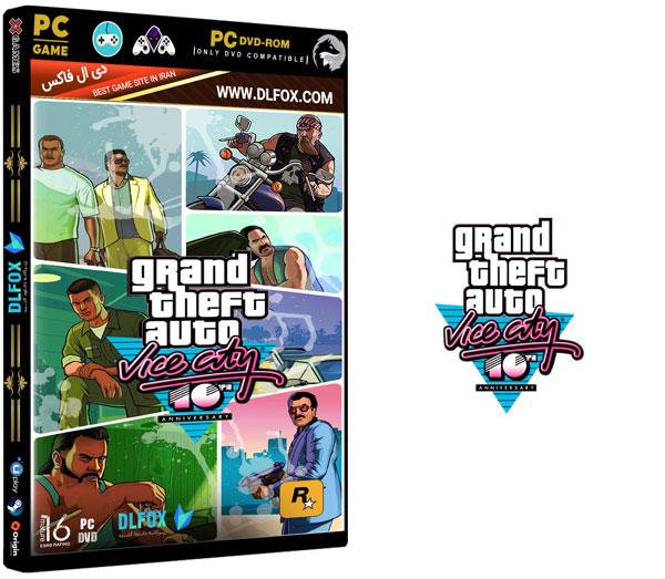 دانلود نسخه فشرده بازی Grand TA – Vice City 10 Year Anniversary برای PC