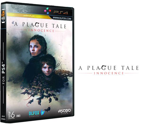 دانلود نسخه کرک شده بازی A Plague Tale: Innocence برای PS4