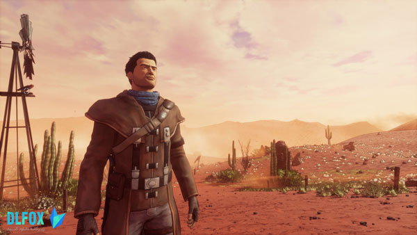 دانلود نسخه فشرده بازی Beyond a Steel Sky برای PC
