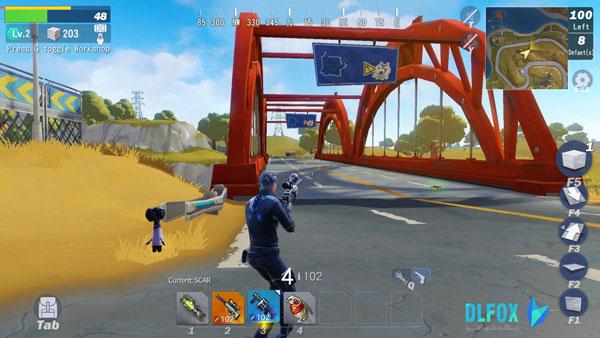 دانلود نسخه نهایی بازی Creative Destruction برای PC