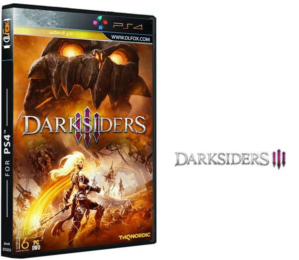 دانلود نسخه کرک شده بازی Darksiders III برای PS4