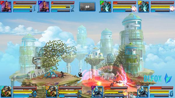 دانلود نسخه فشرده بازی Go All Out Lady Scarlet برای PC