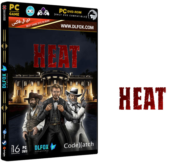 دانلود نسخه فشرده بازی HEAT برای PC