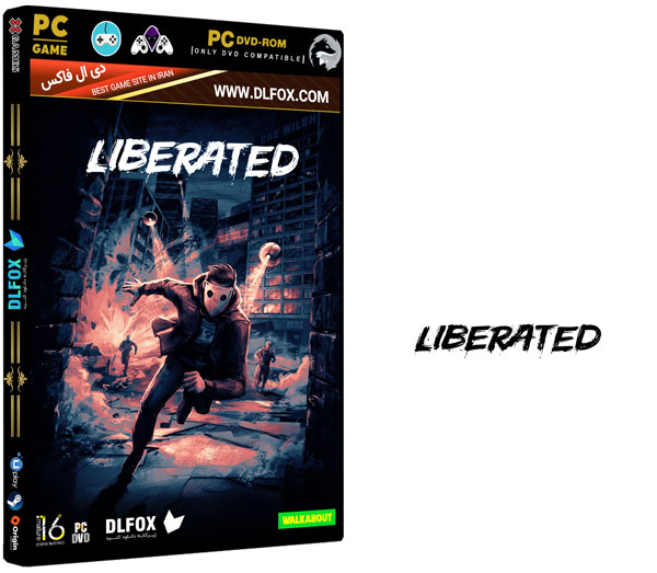 دانلود نسخه فشرده بازی LIBERATED برای PC