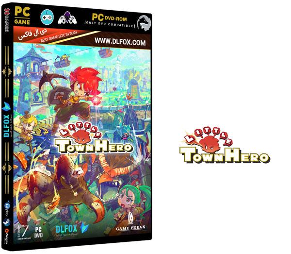 دانلود نسخه فشرده بازی LITTLE TOWN HERO برای PC
