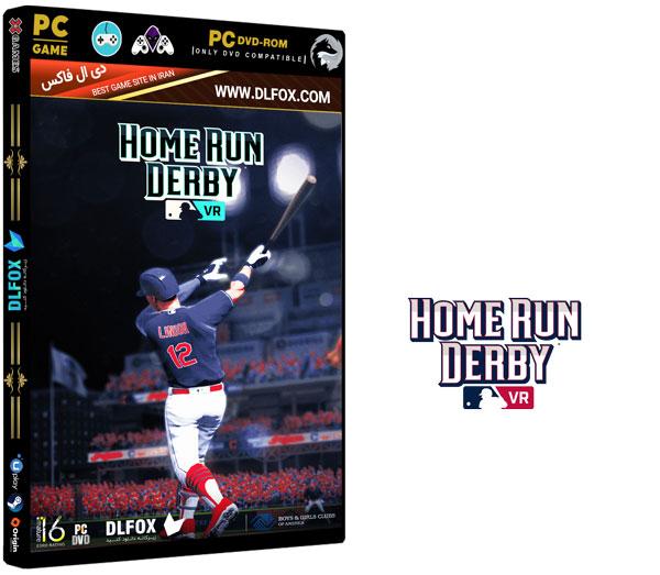 دانلود نسخه فشرده بازی MLB Home Run Derby VR برای PC