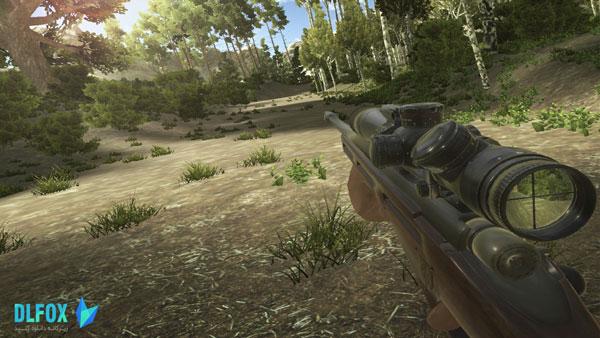 دانلود نسخه فشرده بازی Mad Hunting Simulator VR برای PC