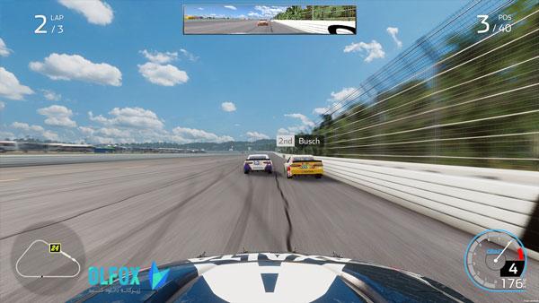 دانلود نسخه فشرده بازی NASCAR HEAT 5 برای PC