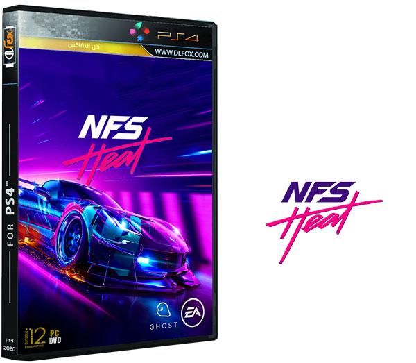 دانلود نسخه کرک شده بازی Need for Speed Heat برای PS4