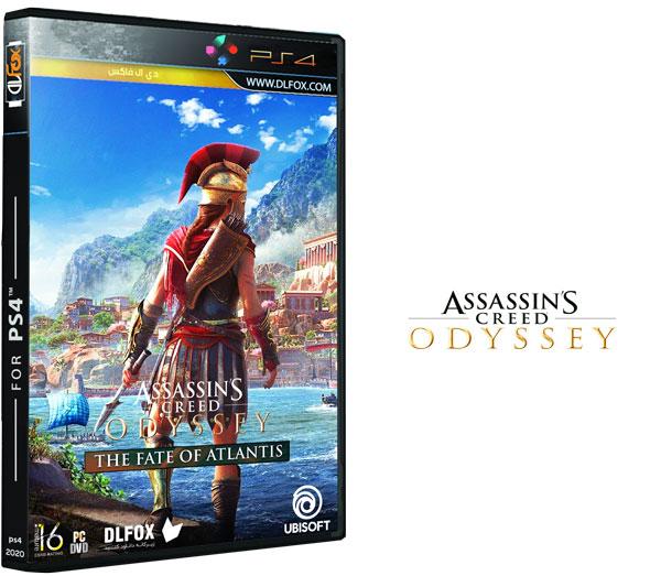 دانلود نسخه کرک شده بازی AC: ODYSSEY برای PS4