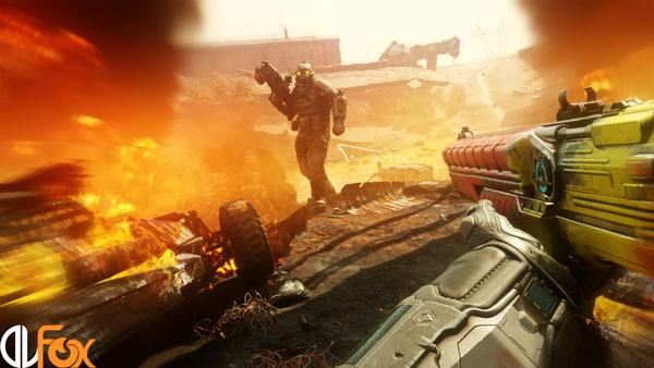 دانلود نسخه کرک شده بازی RAGE 2 برای PS4