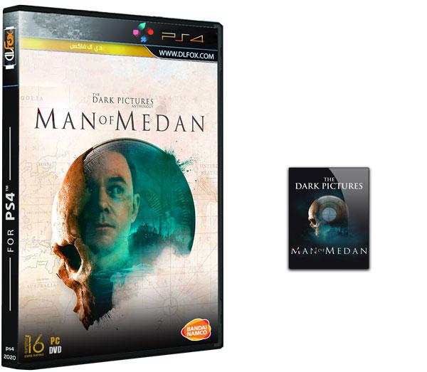 دانلود نسخه کرک شده بازی The Dark Pictures: Man of Medan برای PS4