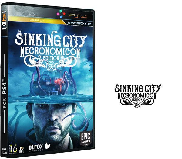 دانلود نسخه کرک شده بازی The Sinking City برای PS4
