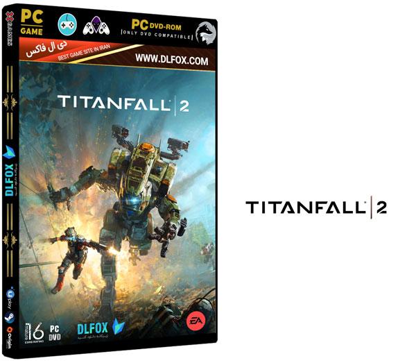 دانلود نسخه فشرده FitGirl بازی Titanfall 2 Deluxe Edition برای PC