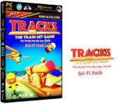 دانلود نسخه فشرده بازی Tracks – The Train Set Game: Sci-Fi Pack برای PC