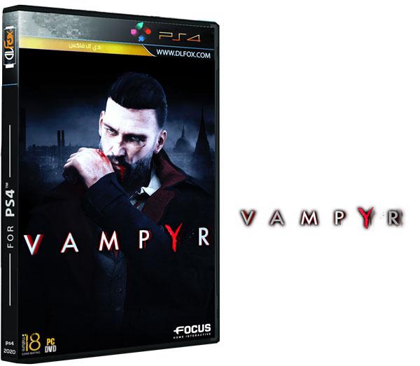 دانلود نسخه کرک شده بازی Vampyr برای PS4