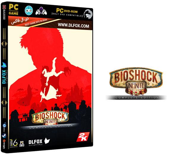 دانلود نسخه فشرده بازی Bio-Shock Infinite: The Complete Edition برای PC